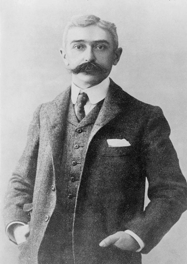 Pierre de Coubertin Lausanne