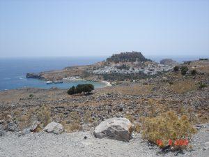Voyage à Rhodes